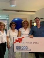Sasszemklinika- Magyarország vezető szemészeti lézerklinikája túl a 100000. látásjavító műtéten