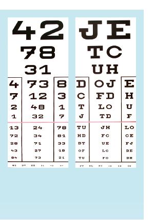 szemészeti történetek csökkent látás diagnózisa
