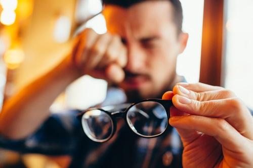 Szenilis látásromlás